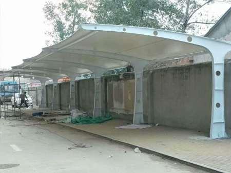 山东膜结构停车棚