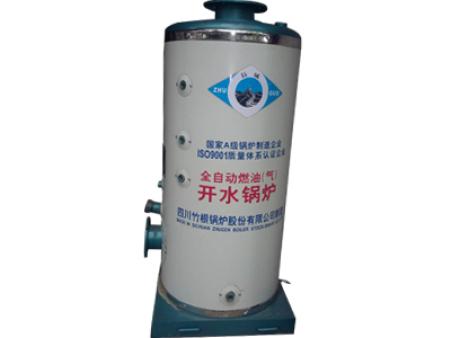 LHS型长城牌燃油燃气开水锅炉
