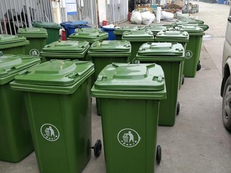 塑料分類垃圾桶顏色的含義,你造嗎?