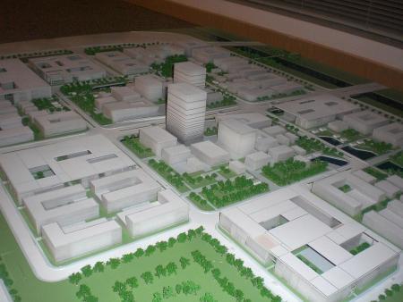 工业产区模型是怎样制造而成的     