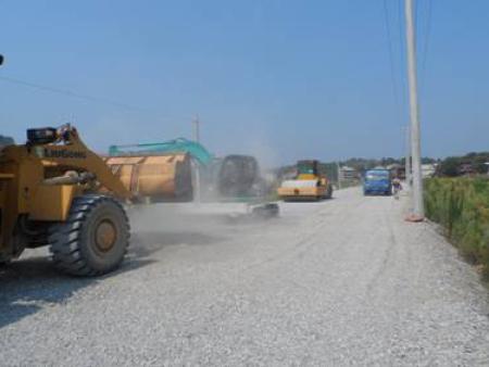 稳定砂生产