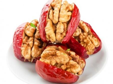 枣夹核桃仁营养成分及适宜人群