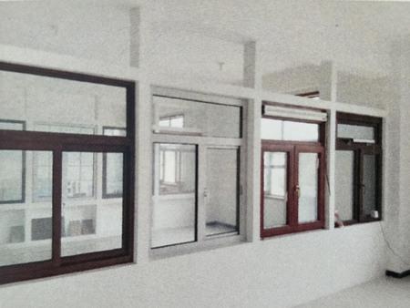 高中檔門窗