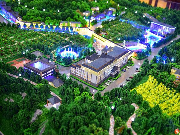 安阳市一创模型沙盘设计有限公司专业从事多领域模型设计