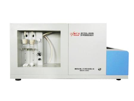 煤炭化驗設備-煤中硫含量的檢測-BYTDL-8000B多樣智能定硫儀