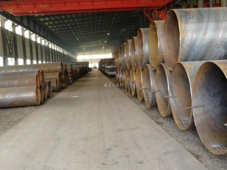 鑫宜达钢管室内货场