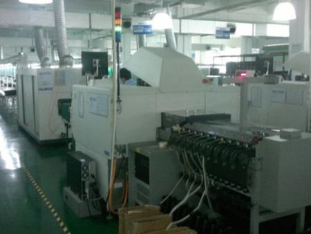 显示屏生产设备6