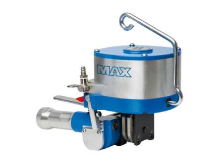 MAX氣動鋼帶打包機