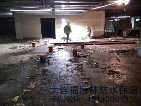 大连地下室防水地下室潮湿的原因?(上)