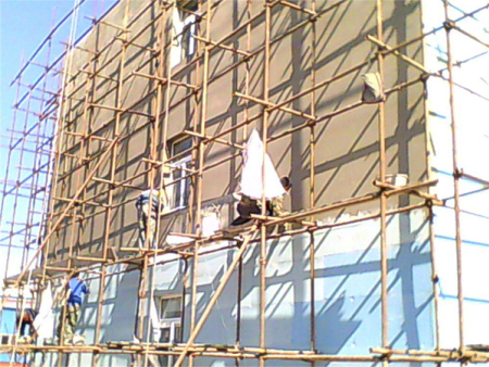 大连防水堵漏中墙面的防水层漏水应该怎么解决?