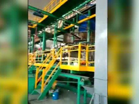 北京美日创新科技有限公司施工现场