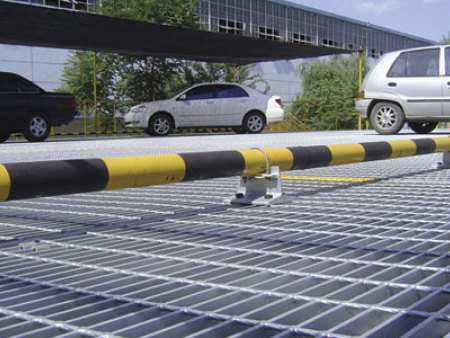 贵港电厂平台钢格栅板