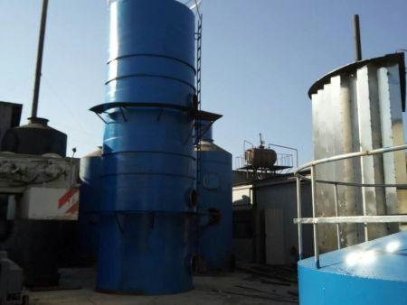 沥青搅拌环保设备的结构
