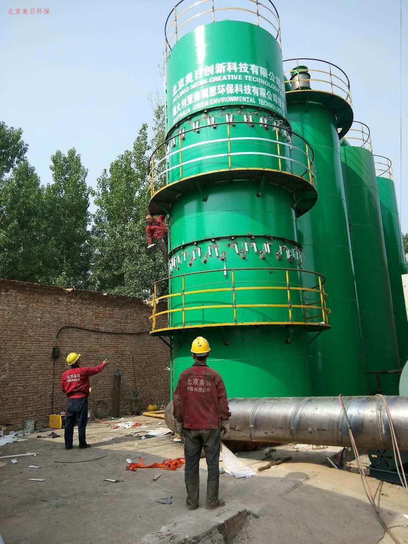 瀝青廢氣處理設備故障處理方法