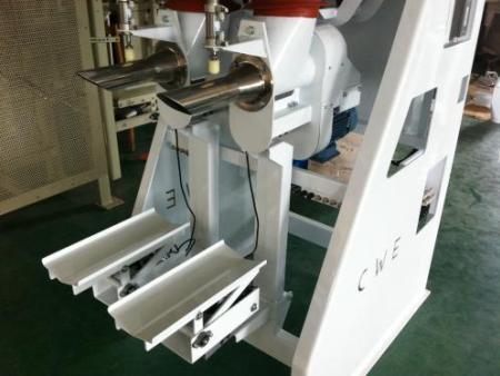 濰坊中碩機械制造有限公司為你介紹閥口袋包裝機的工作原理