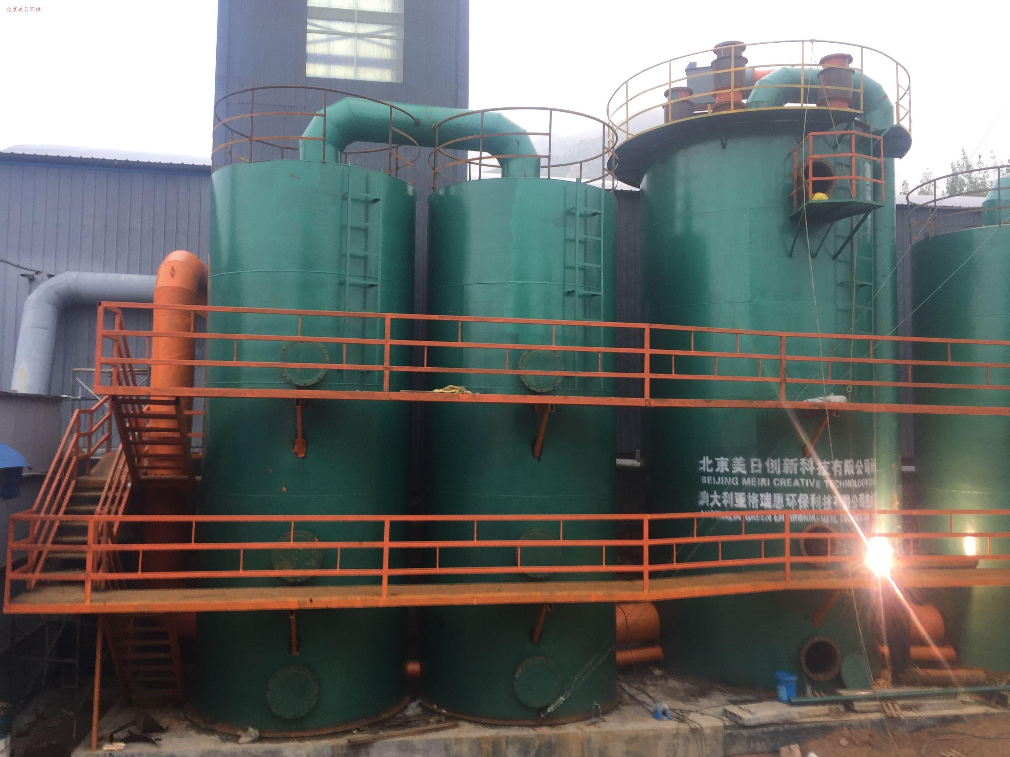 瀝青廢氣凈化設備優點