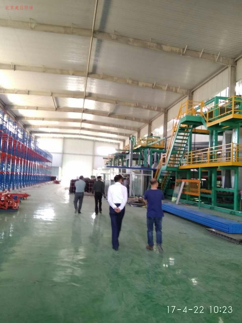 防水卷材生產線發展之路