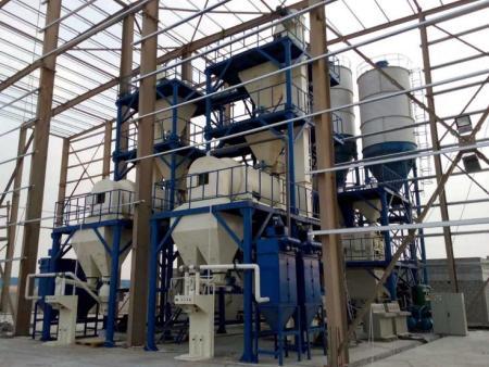 砂浆生产成套设备