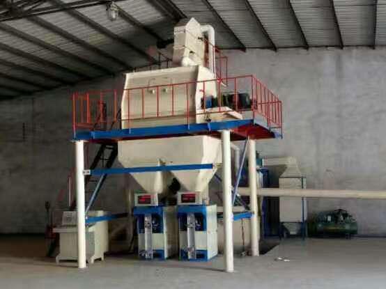 砂漿生產成套設備