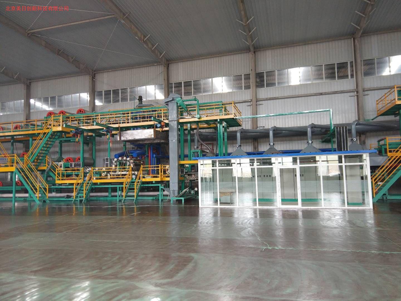 瀝青廢氣凈化設備的調試過程