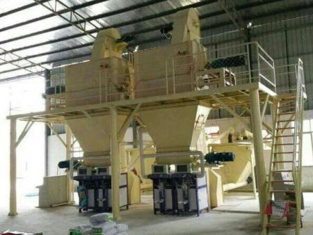 成套砂浆生产线设备