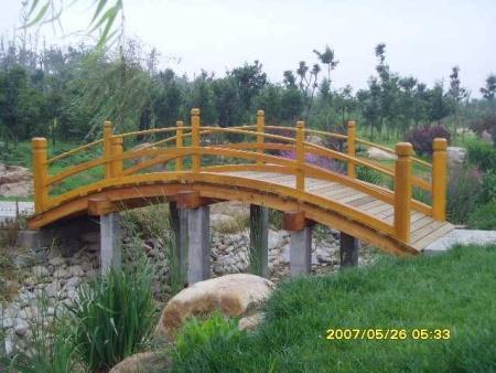 广西木桥制作
