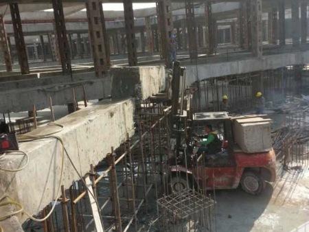 葛洲坝集团华能电厂项目