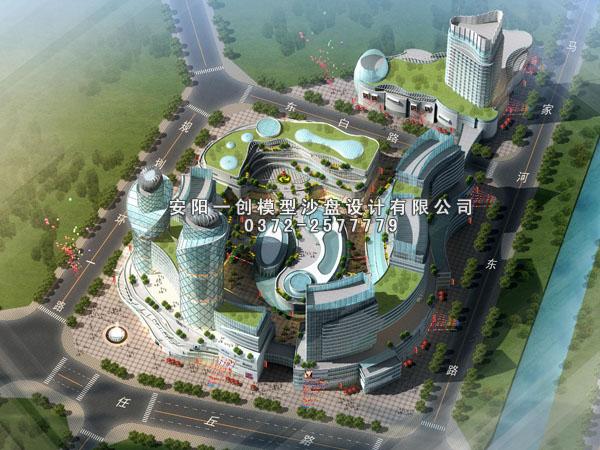 濮阳市中央商务区