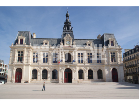 法国普瓦捷市政厅
