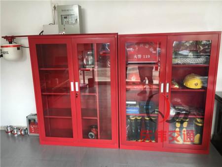 微型消防站箱