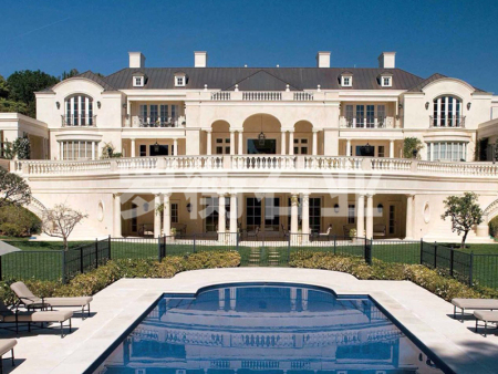 美国工程案例-美国私人别墅