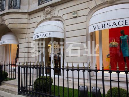 奢侈品牌店工程案例