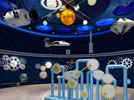 西安碧海彩立方注册-科学探究室