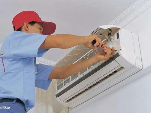 新乡挂壁式空调清洗公司:空调清洗步骤