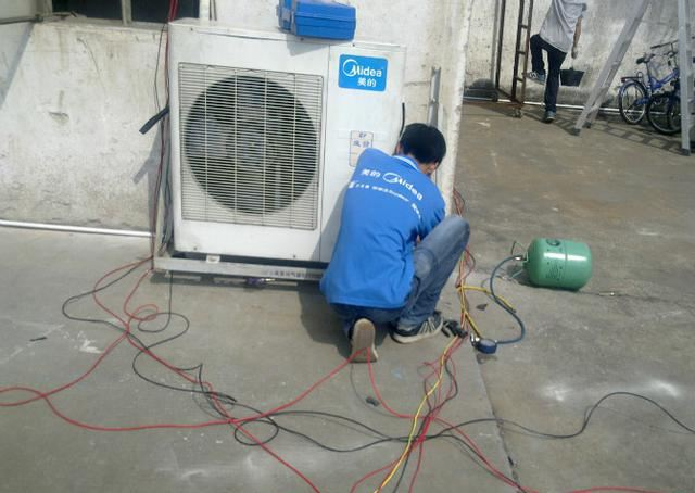 新乡空调加氟公司教你冰箱不制冷应该怎么做