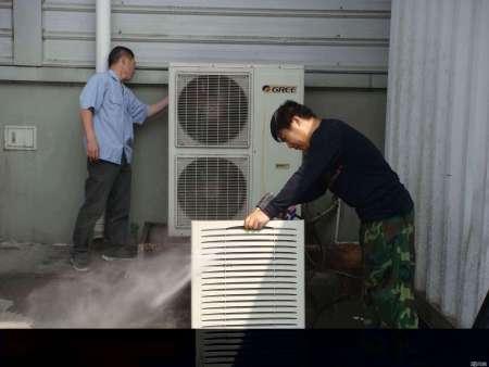 新乡空调清洗总结空调不清洗的危害!