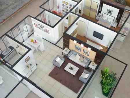 深圳华野模型设计公司