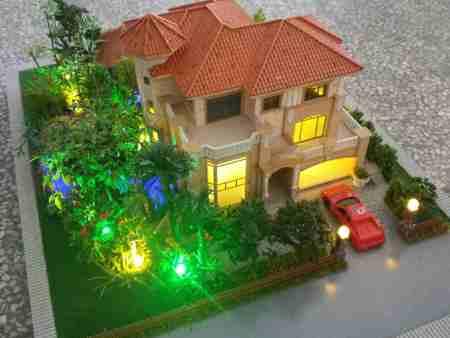 广州昊景模型设计公司
