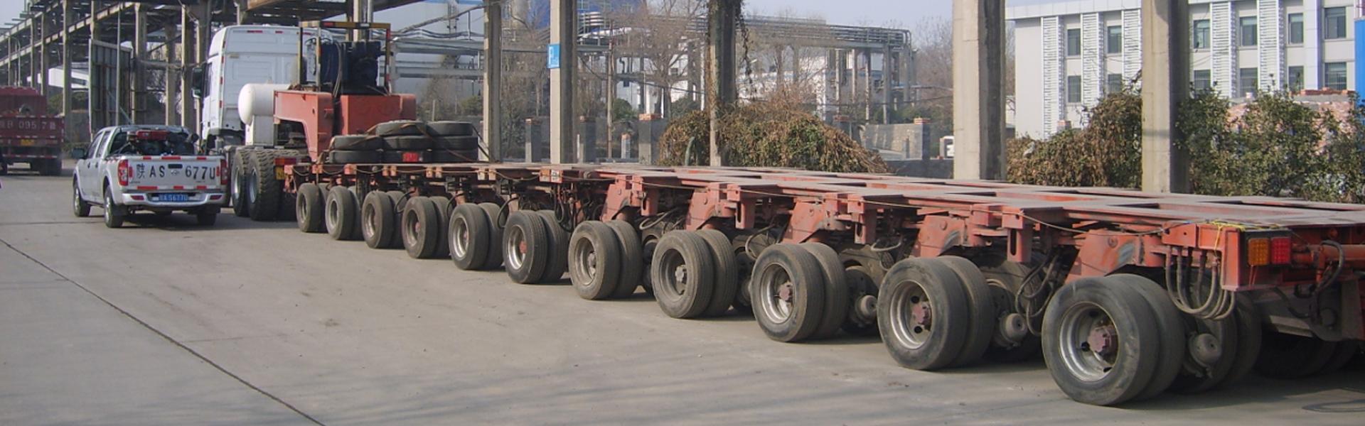 西安百吨大件运输13892860095