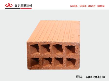 燒結自保溫砌塊