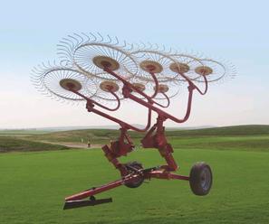 内蒙古呼伦贝尔借力科普日宣传农牧机科技技术
