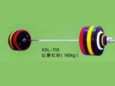 XSL-604比赛杠铃