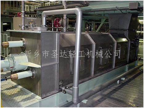 螺旋挤干机针对罗汉果的试验|新闻资讯-新乡市圣达轻工机械有限公司