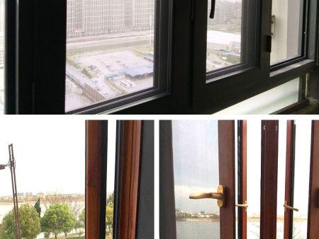 成都锦江区四海逸家封阳台铝合金门窗