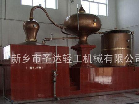 夏朗德壶式蒸馏机组