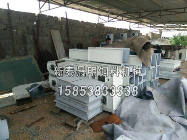 溧阳发酵饲料机组设备