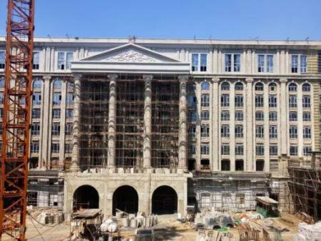 GRC施工及广西南宁欧风建筑装修装饰工程施工队