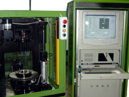 制动盘测量机