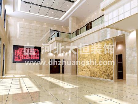 卢龙县公安局办公楼装修工程