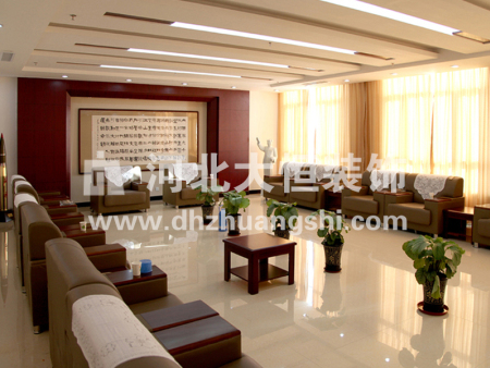 卢龙县国土局办公楼装修工程